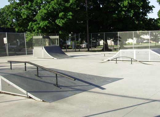 Lester Square Skate Park