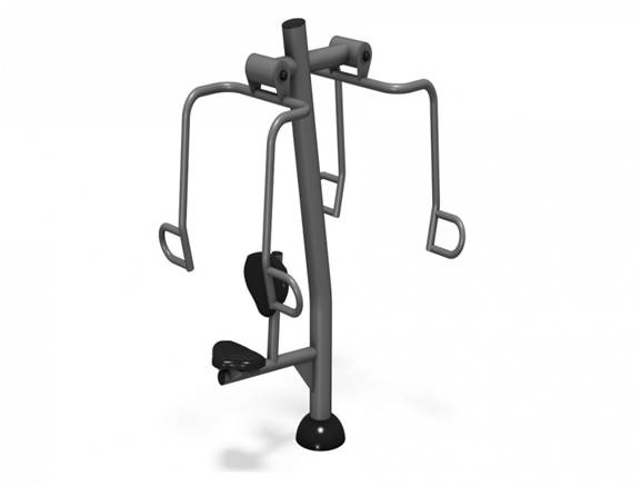 Chest Press - Accessible